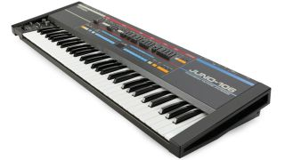 The Juno-106 sold for £799 between 1984 and 1988