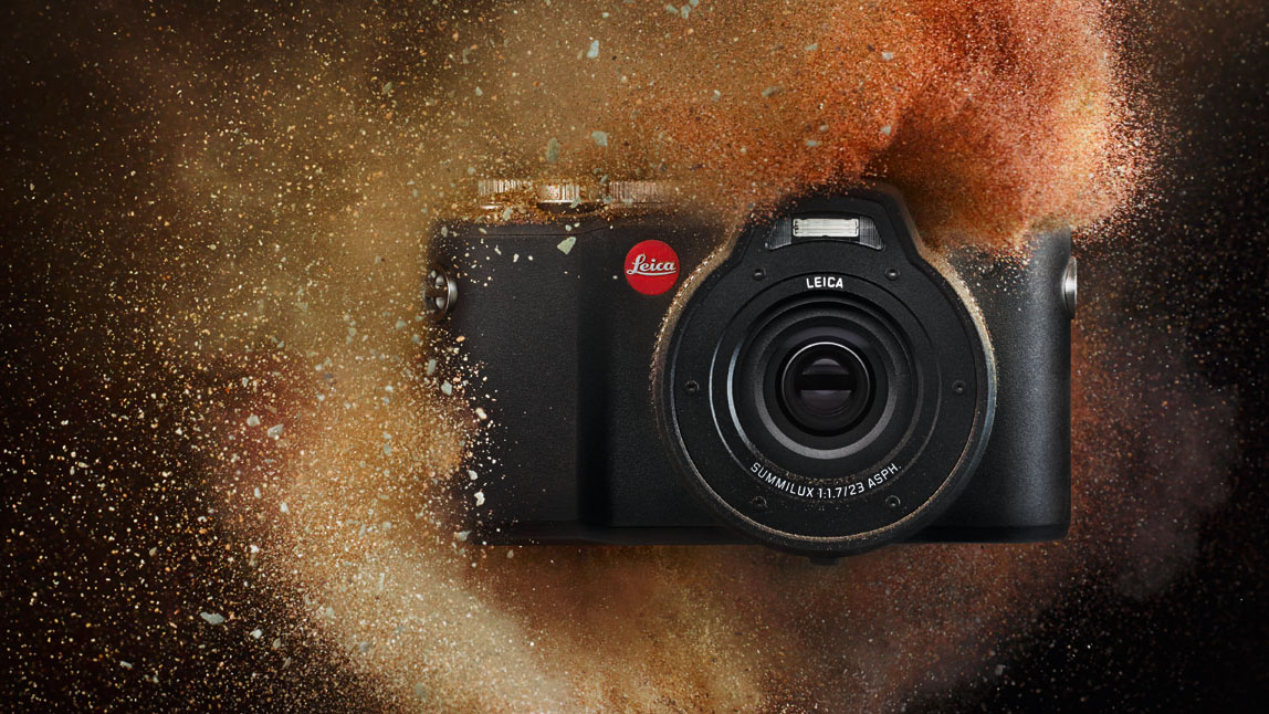 Leica goes swimming with the fishes with its new X-U camera | TechRadar