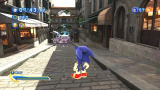 Sonic Generations Unleashed mod