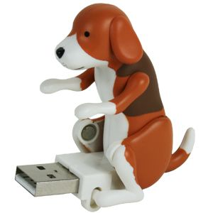 The real question - when will the USB Humping Dog go 3.0?