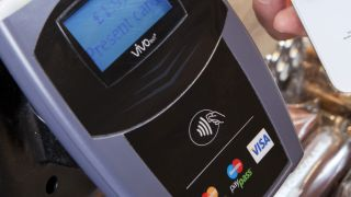 The future of contactless payments may be in your retina heart beat and veins
