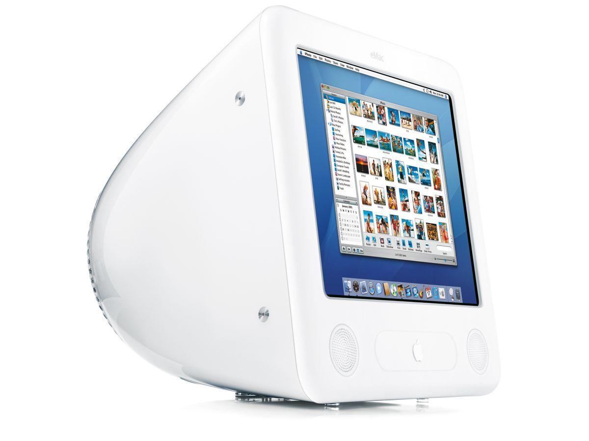 Apple 1 42ghz Emac Techradar