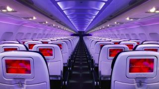 Virgin Australia in-flight entertainment
