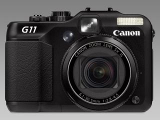 Canon PowerShot G11 gets resolution down-grade