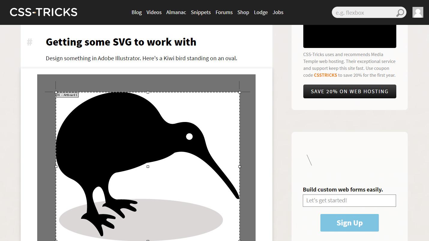 3 of the best svg animation tutorials creative bloq baditri Images