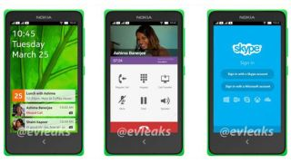 Nokia Android phone Normandy