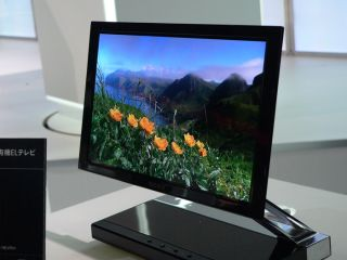 Imagine a desktop PC with a touch OLED display. Sweet.