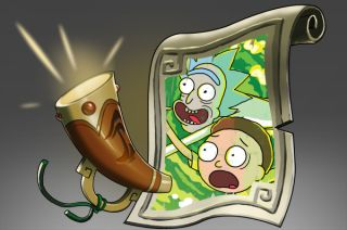 Rick And Morty Dota