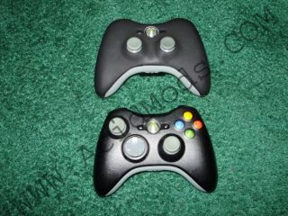 New 360 controller modded minimalistically