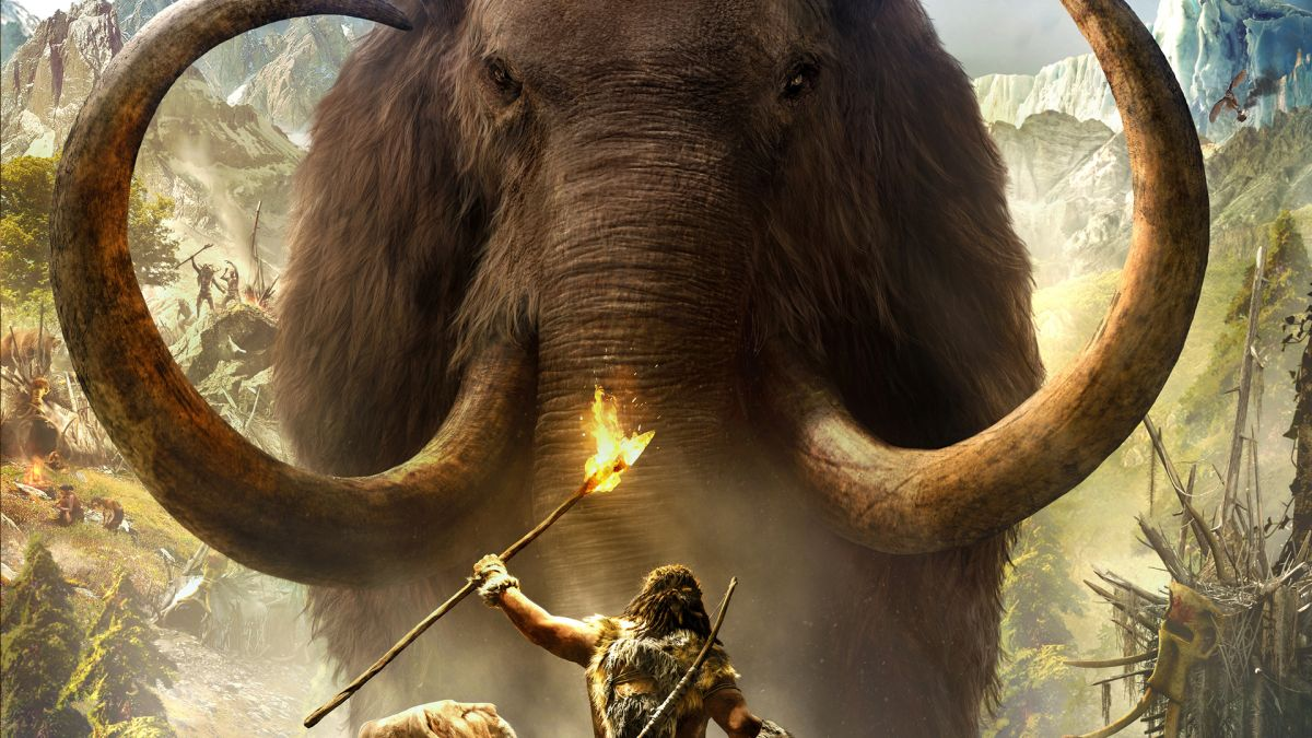 how to kill a wooly mammoth far cry