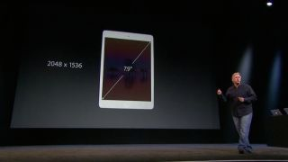 Apple unveils new iPad mini 2 with Retina display