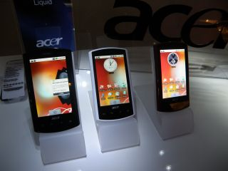 The new Acer Android Liquid
