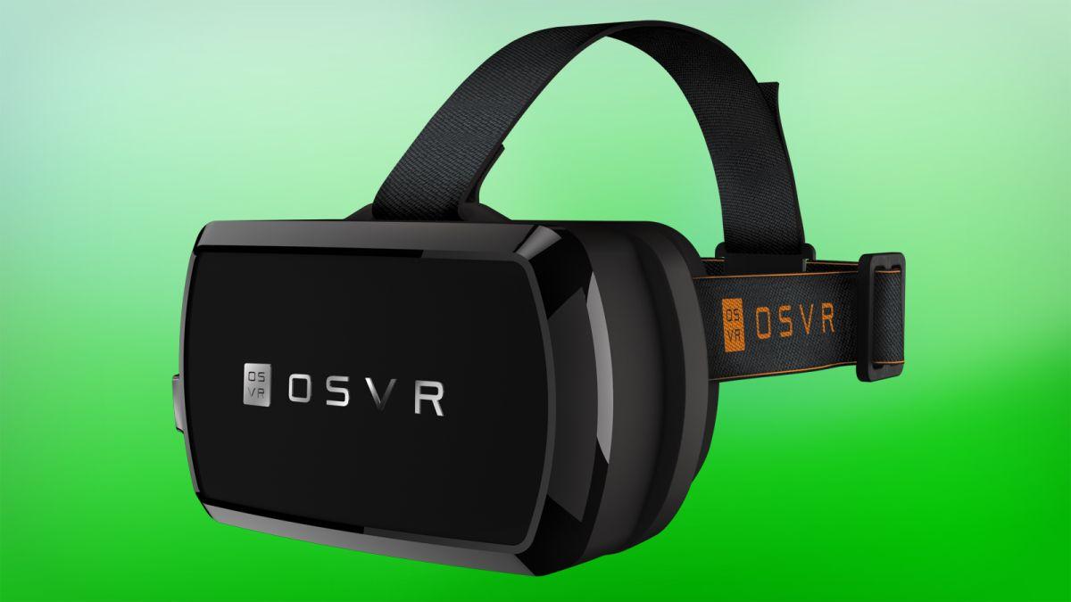Razer updates OSVR virtual reality headset