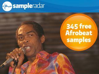 Afrobeat pioneer Fela Kuti