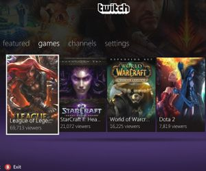 Twitch Xbox 360 app launches today