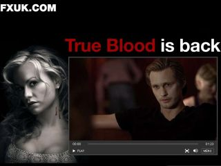 True Blood - offering up bite-sized extras