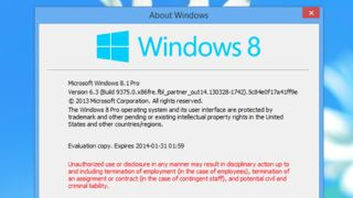 Windows Blue rechristened as 8.1, will be free