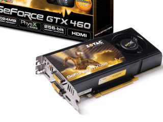 How to overclock the GeForce GTX 460