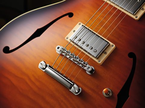 Understated it may be, but the Collings I35LC simply oozes pedigree.