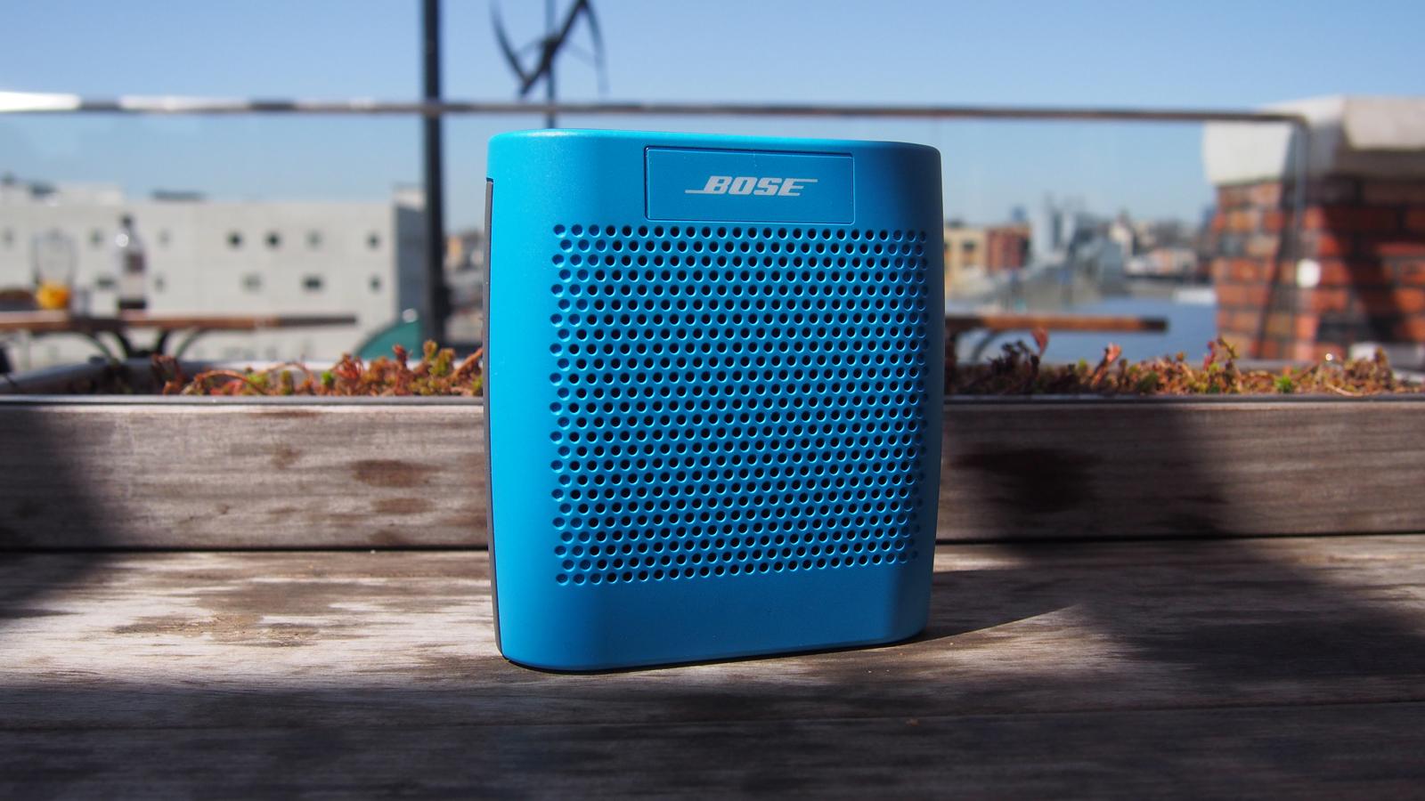 Bose Soundlink Color Review Techradar
