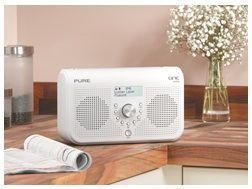 Pure One Elite Series 2 DAB radio comes with Listen Later