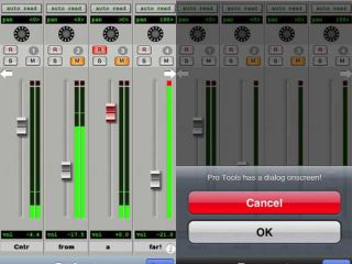 Pro Tools for the iPhone? Not quite, but sort of.