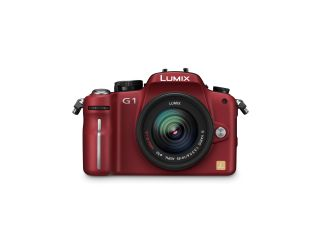 The Panasonic DMC-G1