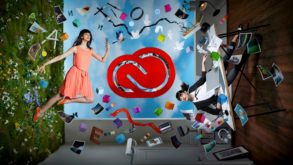 Adobe launches Creative Cloud 2015 with a host of new features | TechRadar