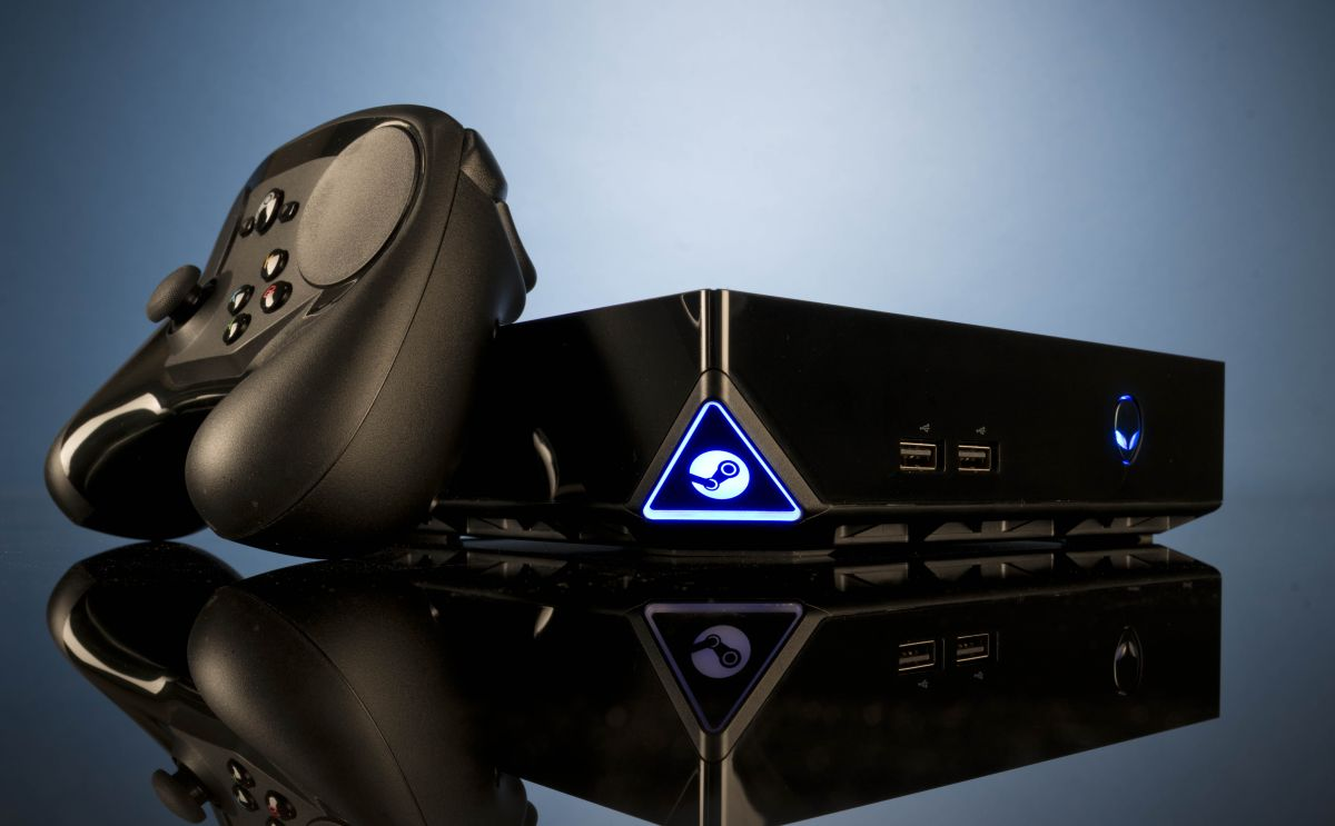 Alienware Steam Machine Review | PC Gamer