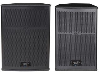 Peavey EU Series speaker enclosures