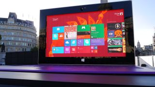 Surface Pro 4 live stream
