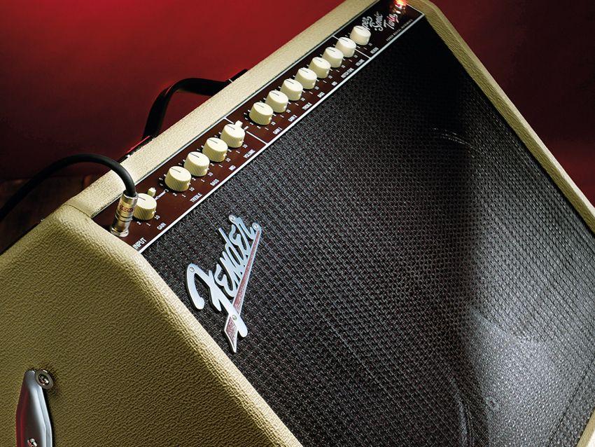 Fender Super-Sonic Twin Combo | MusicRadar