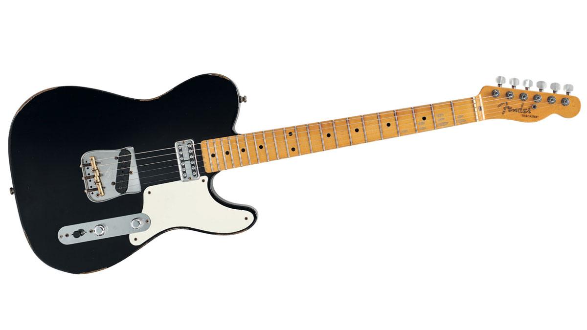 Cabronita Telecaster Wiring Diagram Squier James Burton Fender Custom Shop Tele Caballo Tono Review Musicradar 4 Way Switch