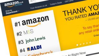 get £10 off any order over £50 at amazon