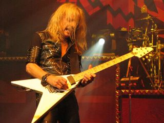 KK Downing: murder with an axe...and a 9-iron!