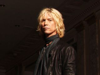 McKagan is going to climb a mountain in 2009 - literally!