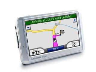 Garmin - sat nav to mobile?