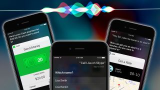 Here's a look at how Siri uses third-party apps in iOS 10
