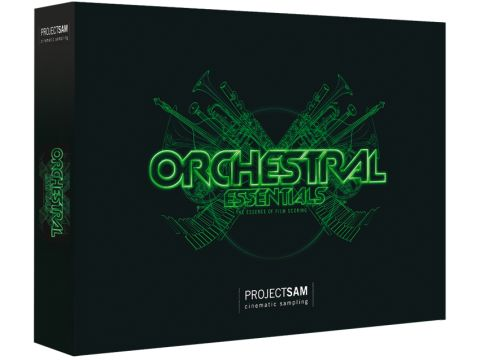 Orchestral Essentials is a great starter-pack for creating soundtracks.