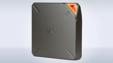 LaCIE Fuel 2TB Wireless hard disk drive