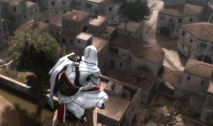 Assassin S Creed Brotherhood Review Pc Gamer