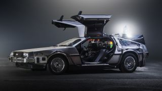 The DeLorean is making a glorious return