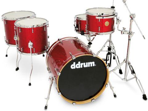 ddrum claims the diagonal seams and cross-laminated plies make its shells some of the strongest around
