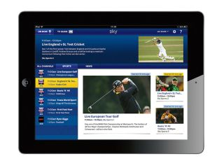 Sky goes social with Zeebox integration