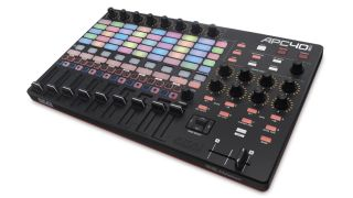 Akai recently released the mkII version of its Ableton Live-friendly APC40.