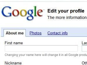 Google Profile: Now with vanity URLs