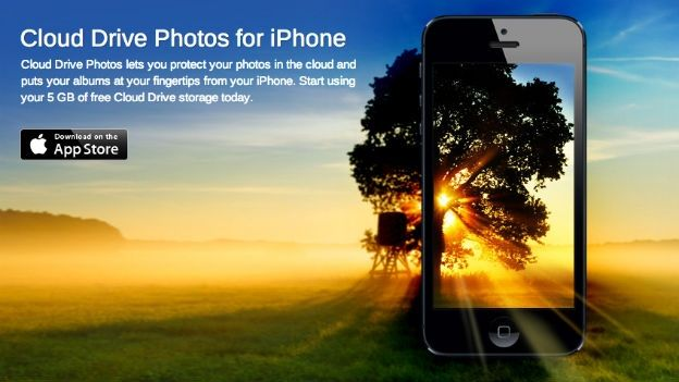 Amazon launches new photo sharing app, Cloud Drive Photos, for iPhone
