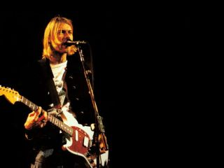 Kurt Cobain s guitars are rarely auctioned