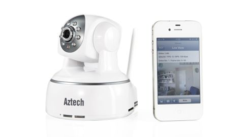 Aztech WIPC402 Wireless-N Pan/Tilt IP Camera