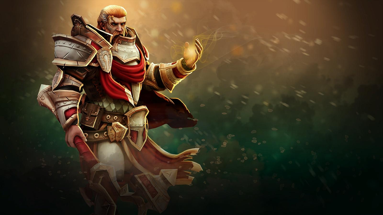 Unsung heroes of Dota 2: Omniknight | PC Gamer